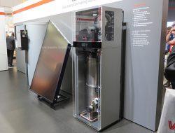 Газовый абсорбционный тепловой насос Vitosorp 200-F