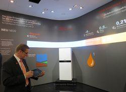 Viessmann использует разные типы топлива в одном приборе