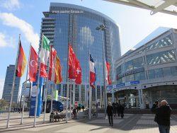 Выставка ISH 2015 во Франкфурте в Германии