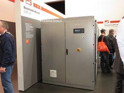 Блочная тепловая электростанция Vitobloc 200 EM 530/ 660