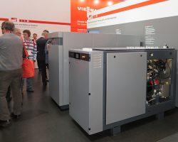 Тепловая электростанция Vitobloc 200 EM 20/39 вырабатывает тепло и энергию