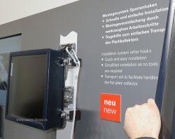 Подъемная система для солнечных коллекторов Vitosol 200-F