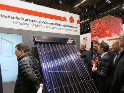 Солнечный коллектор Vitosol 300-T с тепловыми трубками