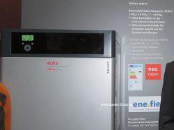 Установка Hexis с топливным элементом на основе технологии SOFC