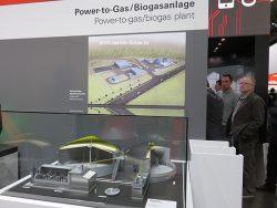 установка Viessmann Power-to-Gas