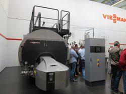 Промышленные котлы Viessmann Vitomax HS производительностью от 2,0 до 30 т/ч