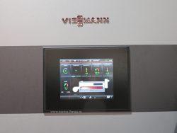 Для управления котлом Viessmann Vitomax HS предлагается контроллер
