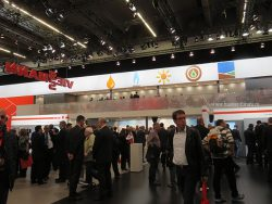 "Девиз Viessmann на ISH 2015 ""Hybrid-Connect-Power"""