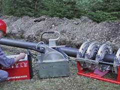 Машины для стыковой сварки пластиковых труб Rothenberger Roweld P 355 B Premium CNC SA и VA