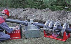 Машины для сварки пластиковых труб Rothenberger Roweld