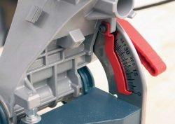 Bosch GCM 800 SJ пила торцовочная торцовочно усовочная протяжка Professional наклон угол регулировка