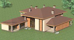 Проектирование объекта выполнено архитектурным бюро Дмитрия Глушкова