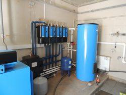 Бойлер Buderus Logalux SU 400 для санитарной горячей воды