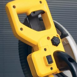 DeWALT DWS780 пила торцовочная торцовочно усовочная протяжка рукоятка основная