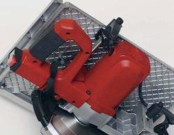 Elitech ПТК 1625 пила торцовочная комбинированная рукоятки фиксирующие