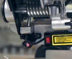Энкор Корвет 4 430 пила торцовочная с протяжкой торцовочно усовочная протяжка лазерный указатель пружина возвратная пильная головка