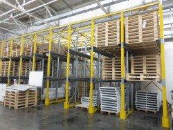 Склад готовой продукции радиаторов Buderus в Энгельсе