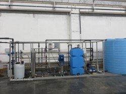 очистная станция на заводе Еврорадиаторы в Энгельсе