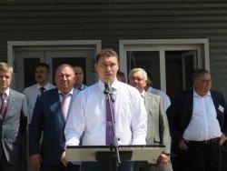 Александр Умнов, директор завода «Еврорадиаторы» в Энгельсе
