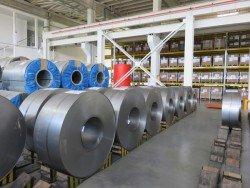 В Энгельсе Бош отказался от импортной стали и закупает российскую