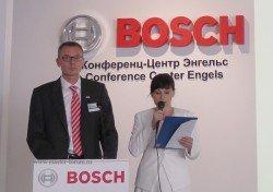 Ульрих Шмидт (Ulrich Schmidt), член правления компании Bosch Thermotechnik GmbH