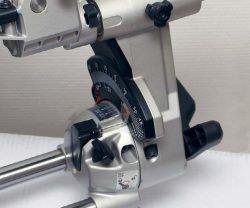 Makita LS 1216 пила торцовочная протяжка торцовочно усовочная направляющие рычаг рукоятка нижние стопорный V образная