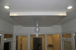 Водяные потолочные ИК-панели Zehnder