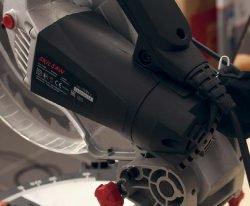 Skil 1131 LA пила торцовочная торцовочно усовочная двигатель фиксатор блокировка головка пильная