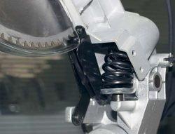 Stanley STSM1510 пила торцовочная торцовочно усовочная пружина опускание пильная головка