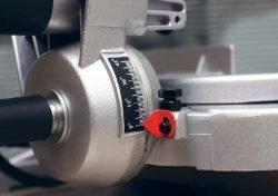 Stanley STSM1510 пила торцовочная торцовочно усовочная угол наклон регулировка