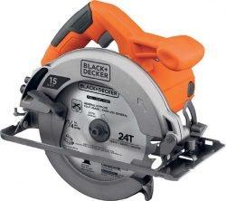 Black Decker CS1500 пила циркулярная дисковая циркулярка электрическая блэк декер