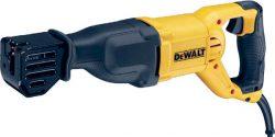 DeWALT DWE305PK пила сабельная электрическая электропила сетевая