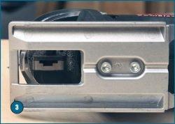 Skil 4600 LA Combisaw лобзик пила сабельная подошва литая алюминиевая