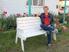 Садовая скамейка: как сделать