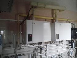Котлы фирмы Будерус Buderus Logamax Plus GB112-43 мощностью 43 кВт