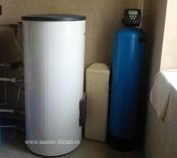 Умягчение и обезжелезивание воды в системе отопления