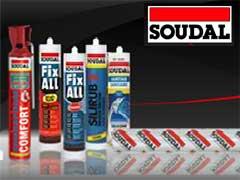 Soudal, производитель полиуретановых пен, герметиков и клеев, отмечает 50 лет на рынке