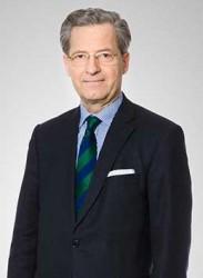 Глава Bosch Хансъюрген Оверштольц Hansjurgen Overstolz