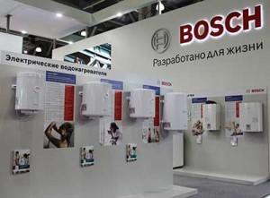 Электрические водонагреватели Bosch Tronic (Бош)