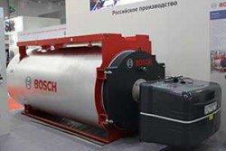 Водогрейный котел Bosch российского производства UT-L