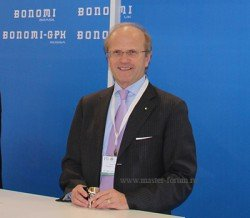 Альдо Бономи (Aldo Bonomi), президент компании Bresciane Rubinetterie