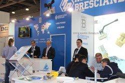 Канал продаж шаровых кранов и фитингов Rubinetterie Bresciane в России