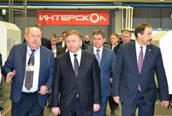 Федулов на заводе Интерскол-Алабуга»