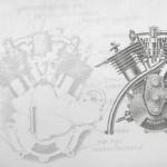История Husqvarna: собственный 2-тактный двигатель