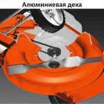 Husqvarna LC 551 SP - новая бензиновая газонокосилка