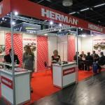 Стенд компании Herman из Словакии