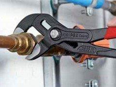 Knipex Cobra QuickSet - новые сантехнические клещи