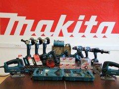 Инструмент Makita едет в Арктику