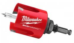 Milwaukee Big Hawg – новые коронки (кольцевые пилы)