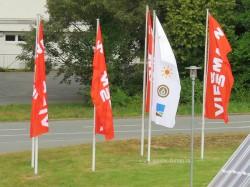 Штаб-квартира Viessmann в Германии в Аллендорфе